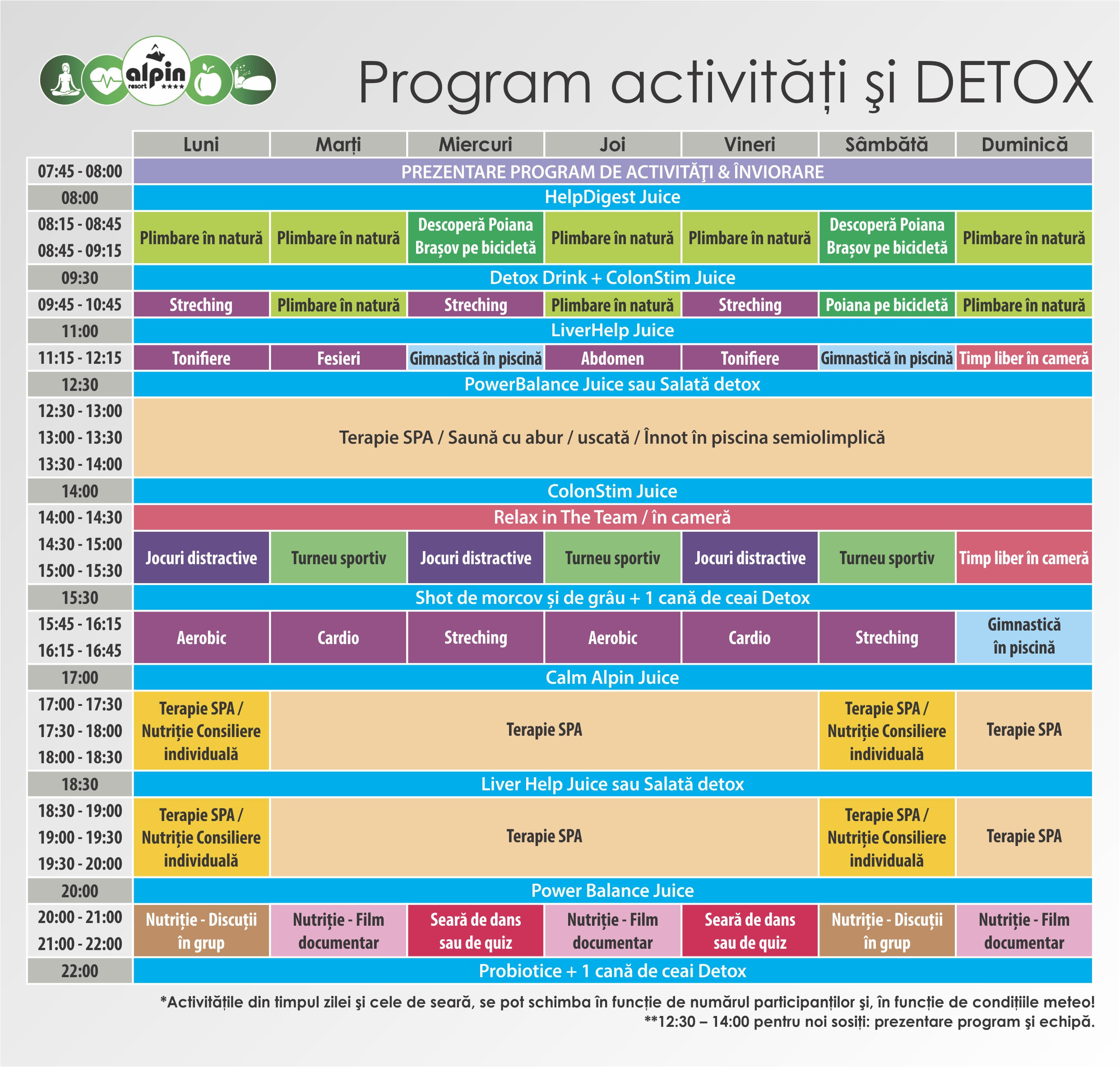program-activitati